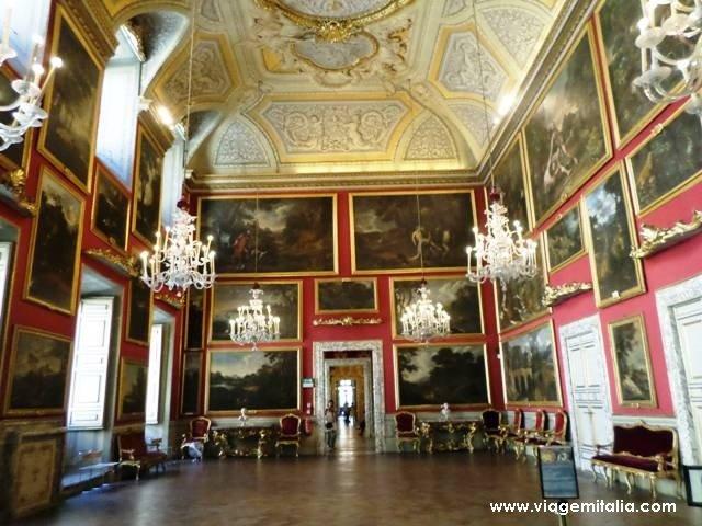 Palácio Doria Pamphilj em Roma: Bernini, Caravaggio, Velázquez, etc.