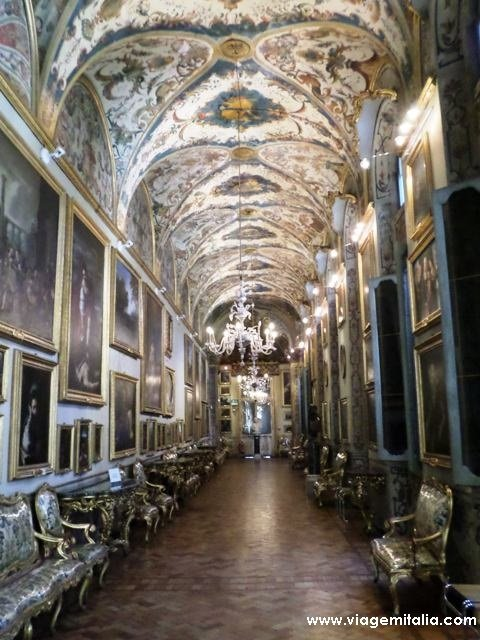 Galeria Doria Pamphilj em Roma