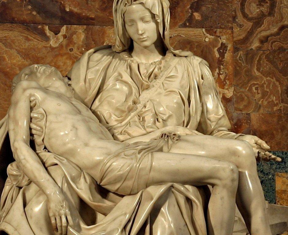 Filme Michelangelo. Amor e morte.