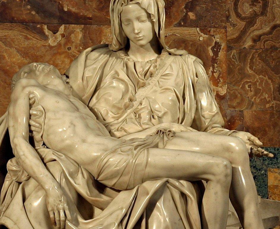 Guia brasileira nos Museus Vaticanos, Capela Sistina e Basílica de São Pedro