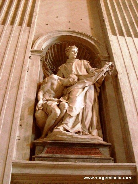 10 curiosidades da Basílica de São Pedro, Vaticano
