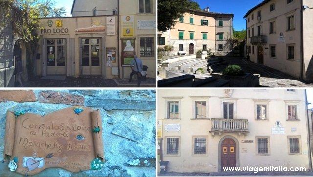 Burgo de Pennabilli, Emília-Romanha (província de Rimini)