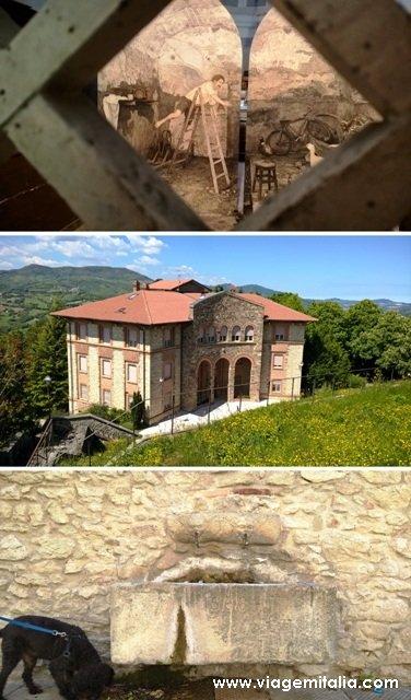Burgo de Pennabilli, Emília-Romanha