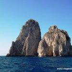 Bate-volta de Positano até Capri de barco