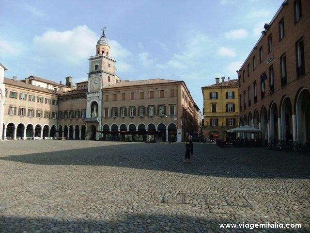 O que ver grátis na Emilia-Romagna. Modena