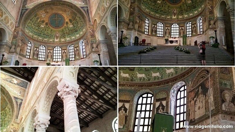 Dicas de Ravenna: Sant'Appolinare in Classe