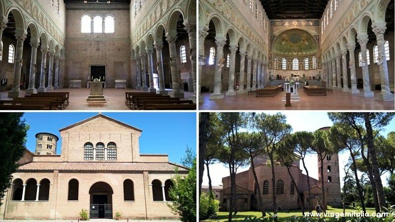 Pontos turísticos em Ravenna, Emilia-Romagna