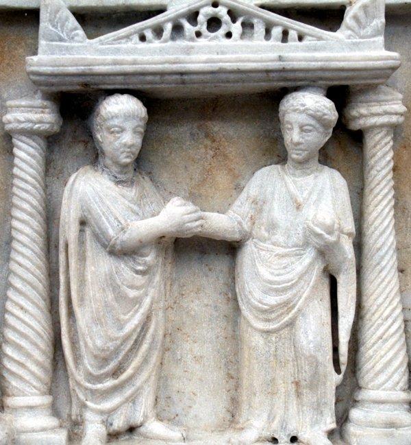 Casamento na Roma Antiga