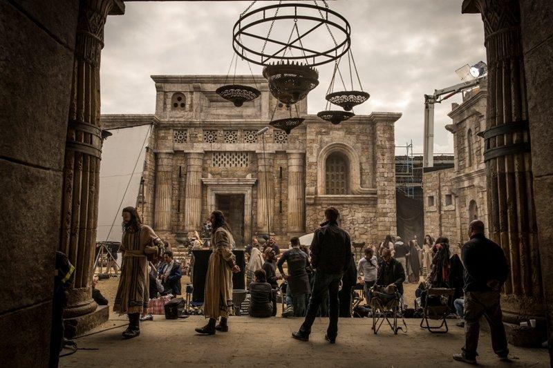 Visitar Cinecittà em Roma, Itália