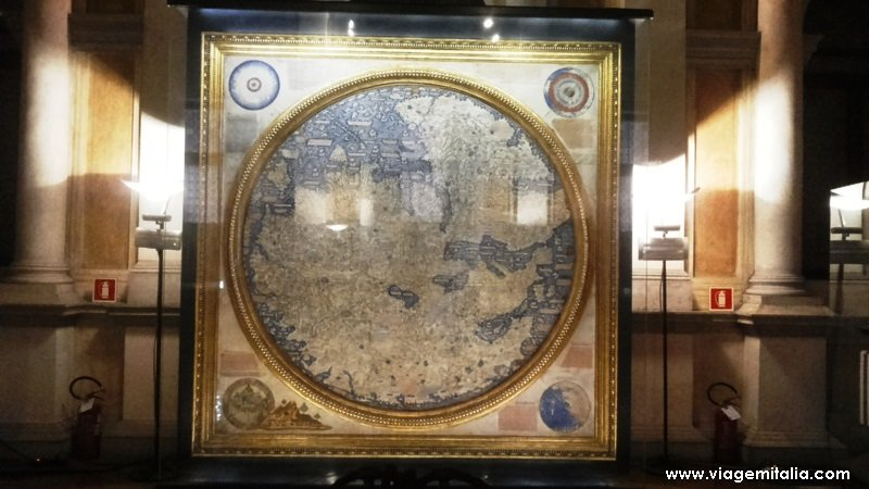 História da Biblioteca Marciana, Veneza, Itália