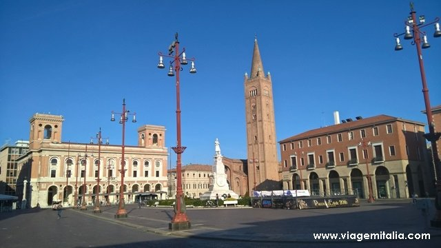 O ver fazer e o que ver na Emília-Romanha, norte da Itália