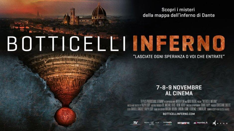 Filme-documentário Botticelli. Inferno