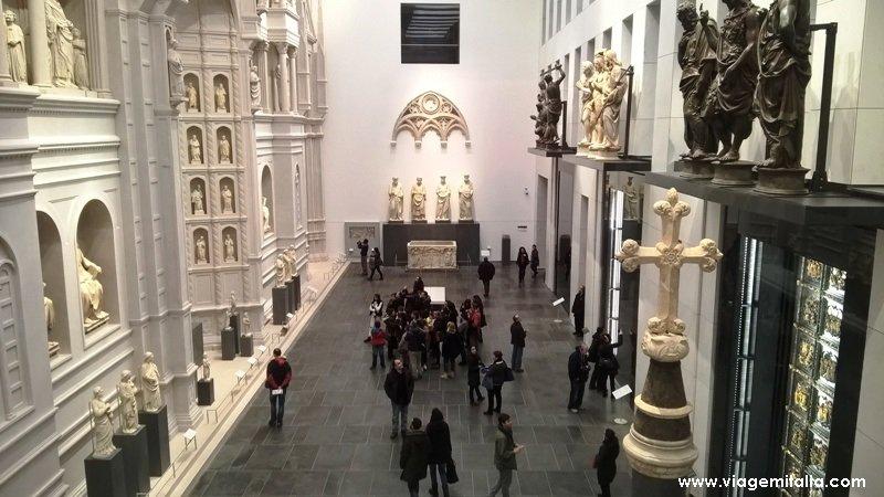 Programe a sua visita ao Museu dell'Opera del Duomo de Florença