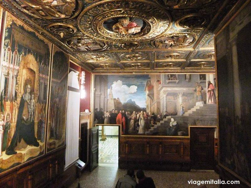Galeria da Academia em Veneza