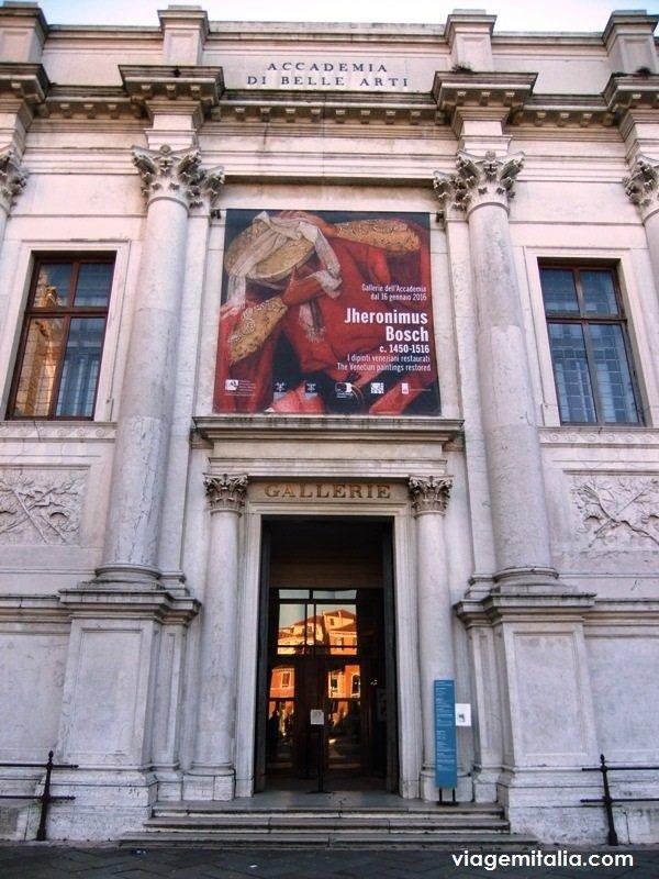 Galleria dell'Accademia, Venezia
