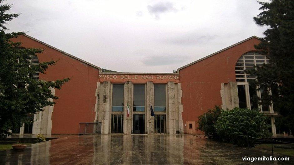 Museu de Nemi, perto de Roma