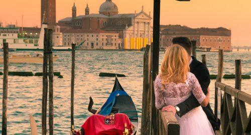 Matrimônio simbólico em Veneza