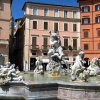 Fontana del Moro, Piazza Navona.