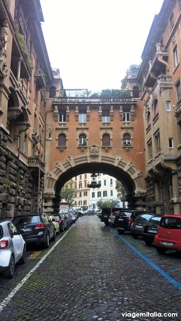 Arco de Coppedè, Roma