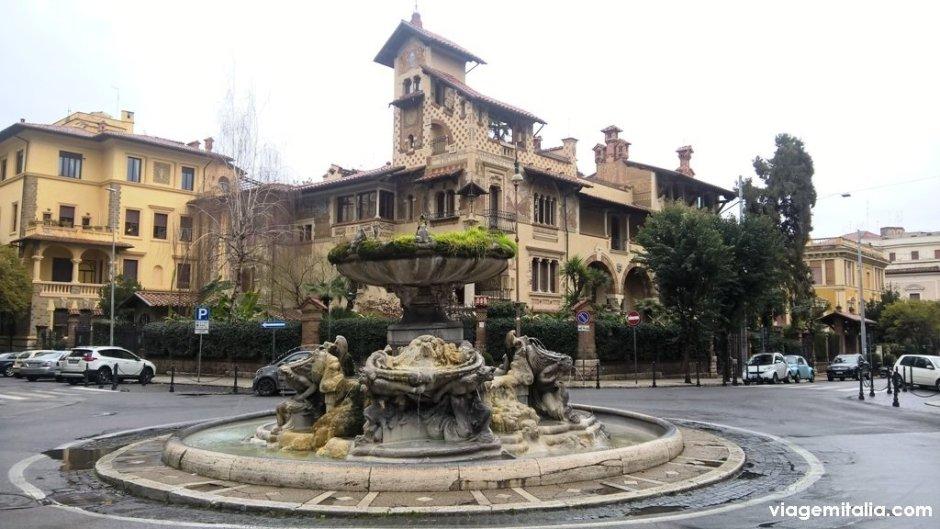 Coppedè, quarteirão em Roma