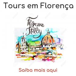 Guia brasileira em Florença, Itália