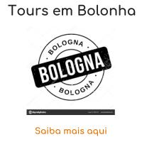 Guia brasileira em Bolonha