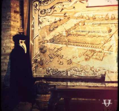 🏥 Quem inventou a quarentena e o lazareto? Veneza.
