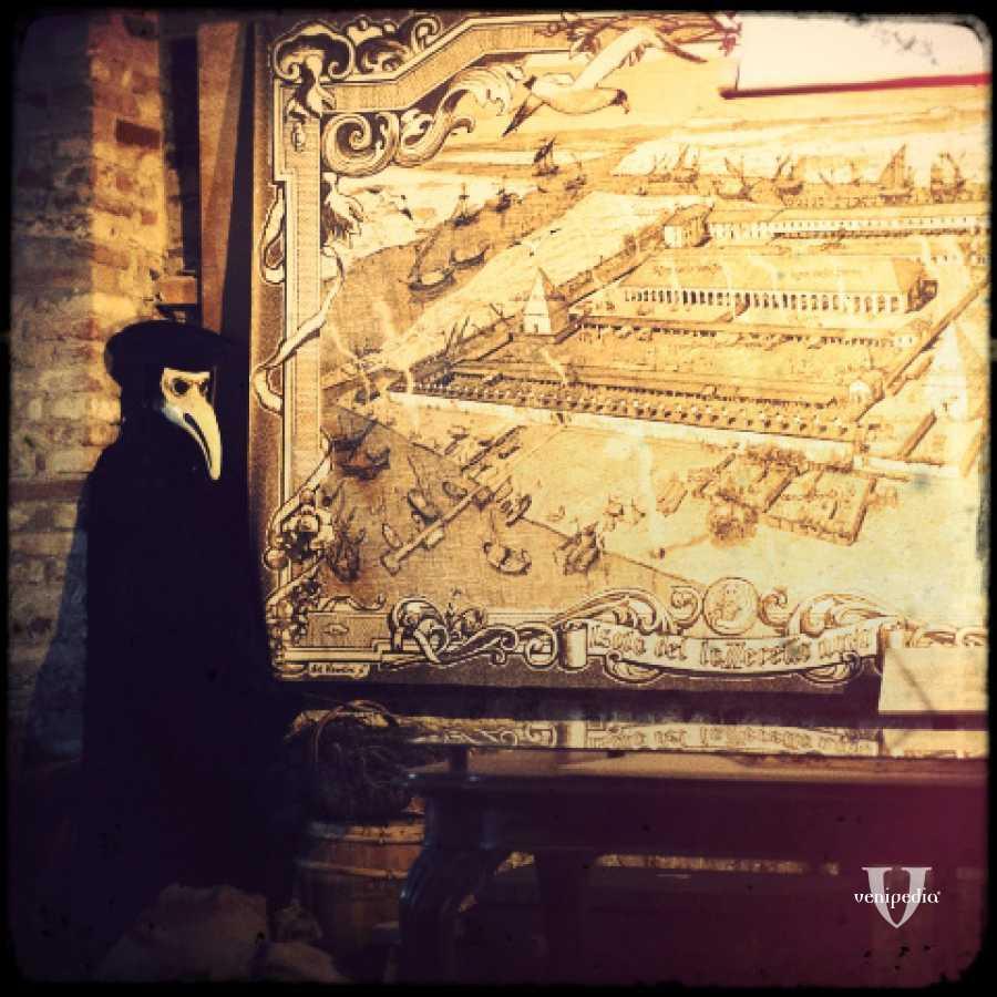 🏥 Onde foram inventados a quarentena e o lazareto? Em Veneza.
