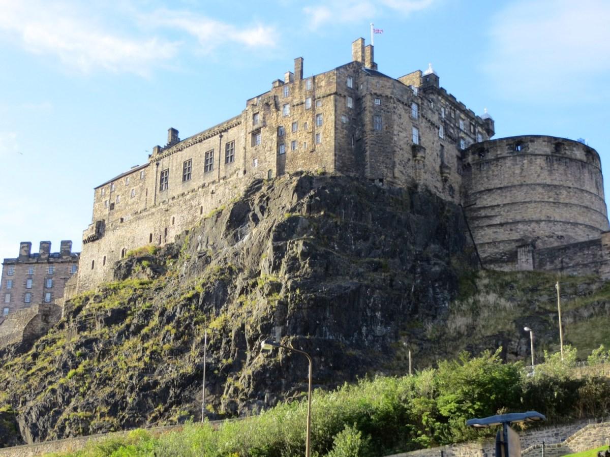 Edimburgo, a capital da Escócia + Stirling