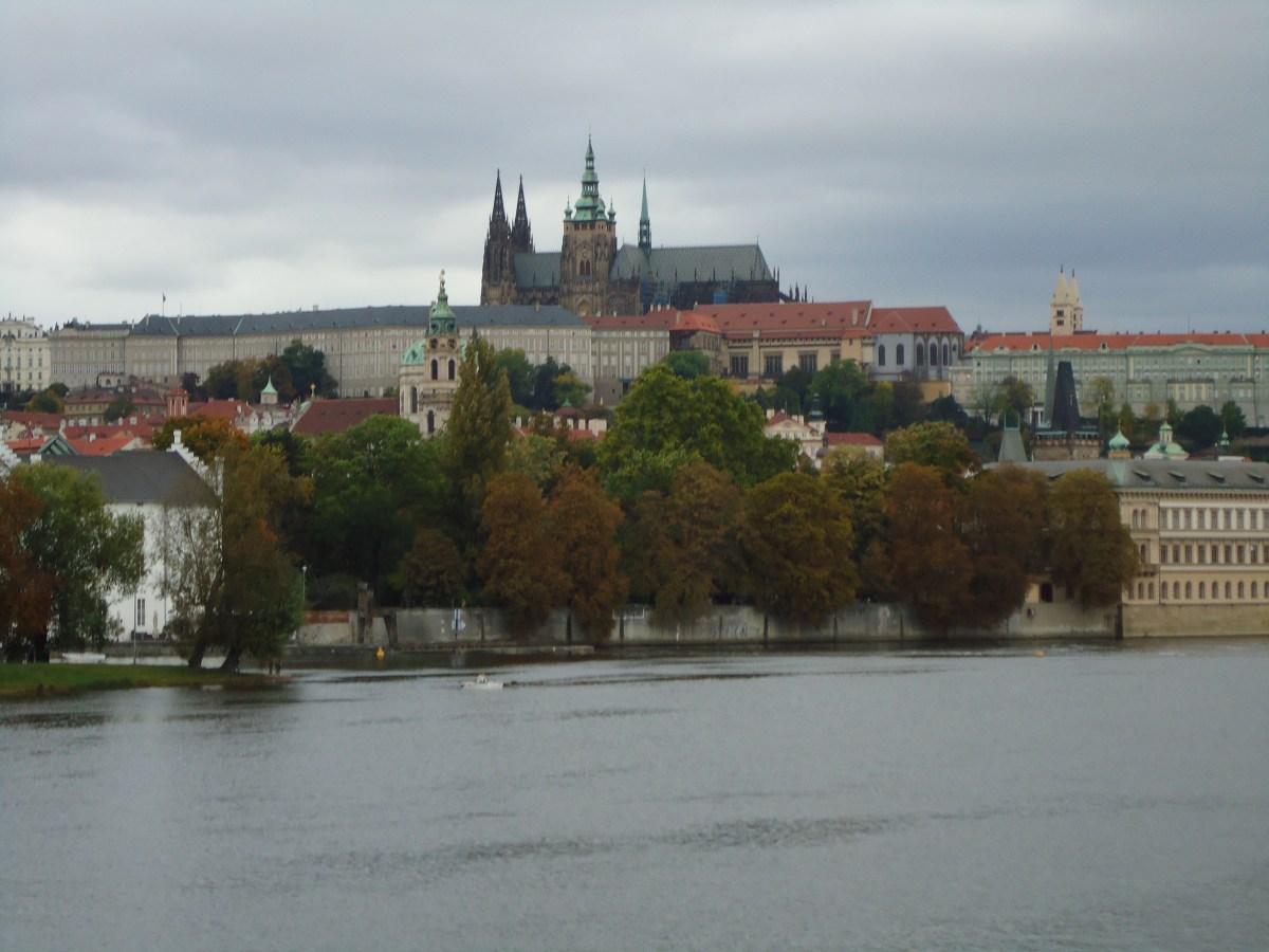 Praga, uma das cidades mais românticas da Europa