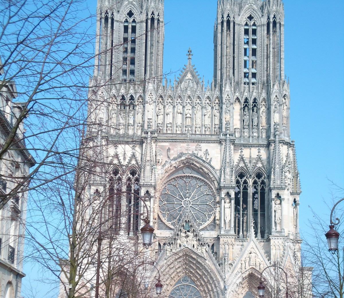 Reims + Épernay - conhecendo a região de Chempagne