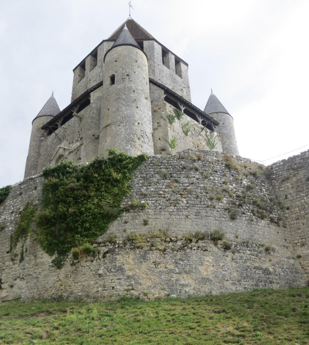 Provins, uma cidade medieval da França pertinho de Paris