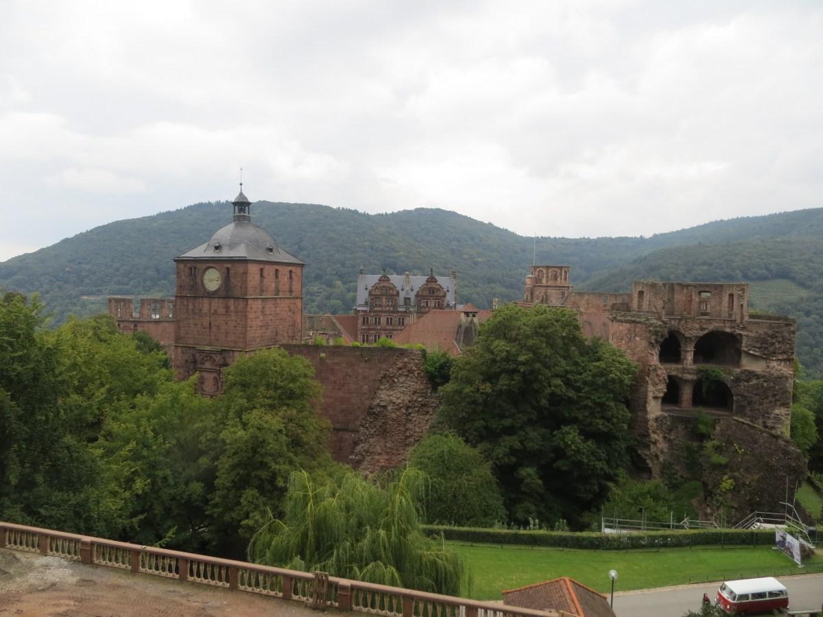 Heidelberg, a cidade que Goethe escolheu para viver!