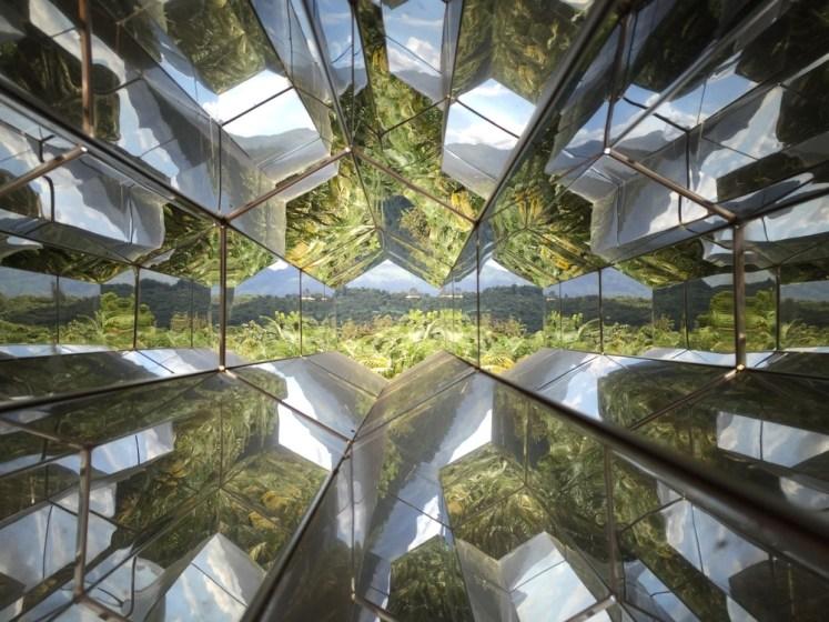 "Obra ""Viewing Machine"" de Olafur Eliasson"