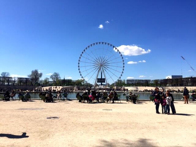5 Lugares ótimos para ver Paris do alto