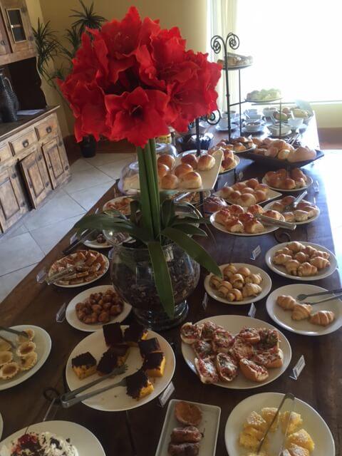 Delícia de café da manhã