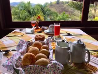 Café da Manhã estilo Brunch