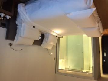 Suite Executiva do Hotel Pullman Ibirapuera