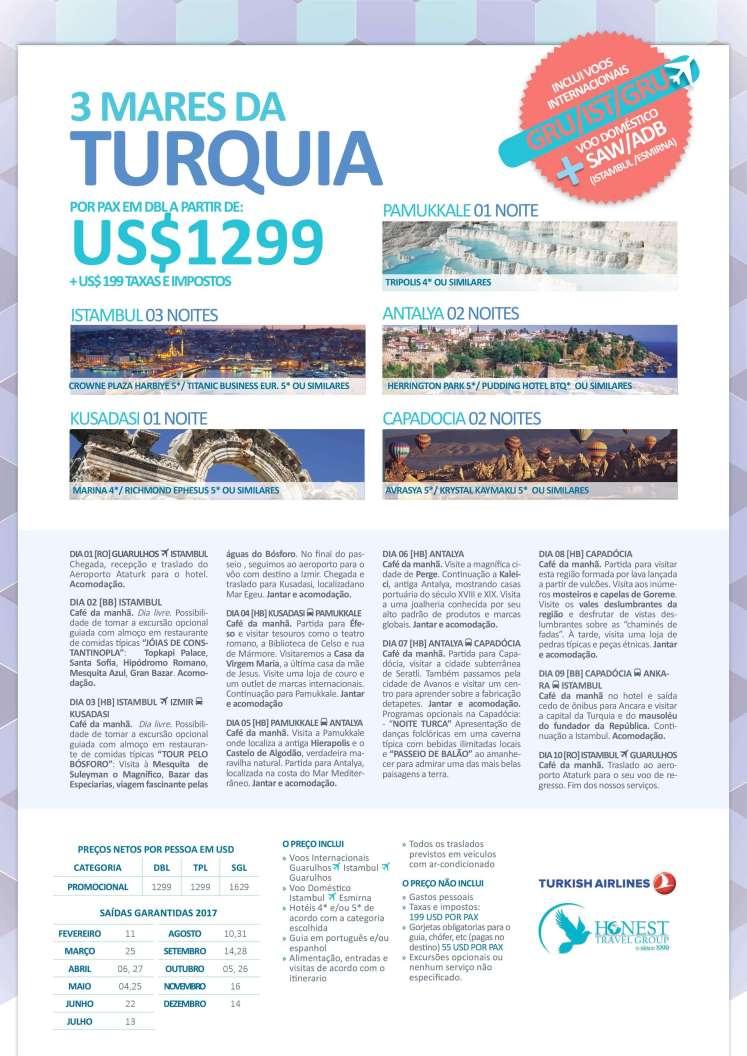 Para maiores informações: contato@viagensimperdiveis.com