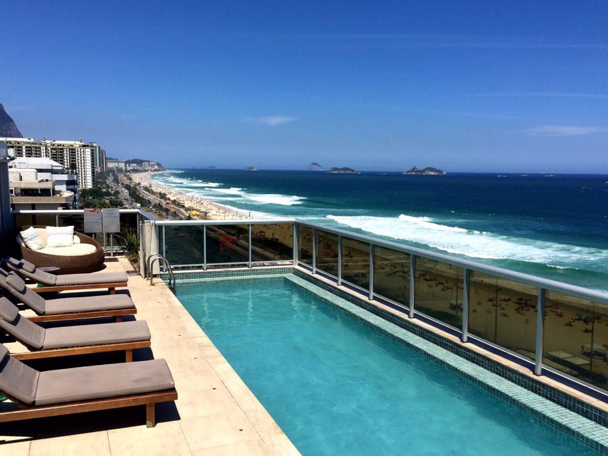 Novotel Praia da Barra - Rio de Janeiro