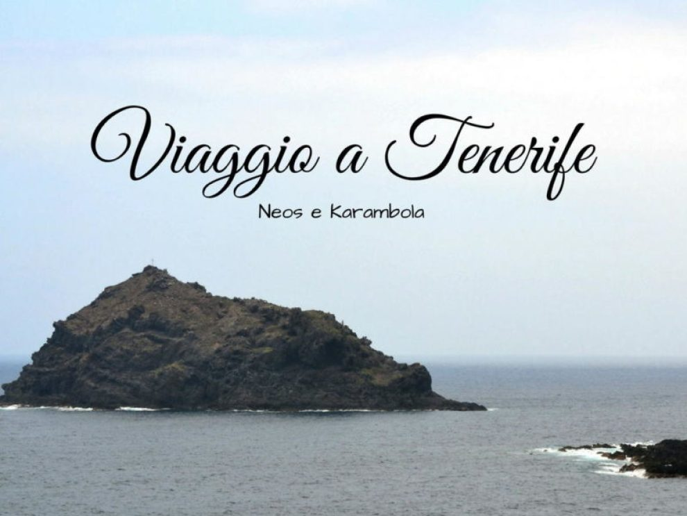 Viaggio a Tenerife