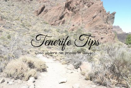 Tenerife Tips