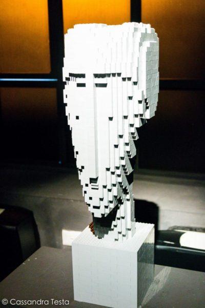 Andrea Modigliani, La Testa