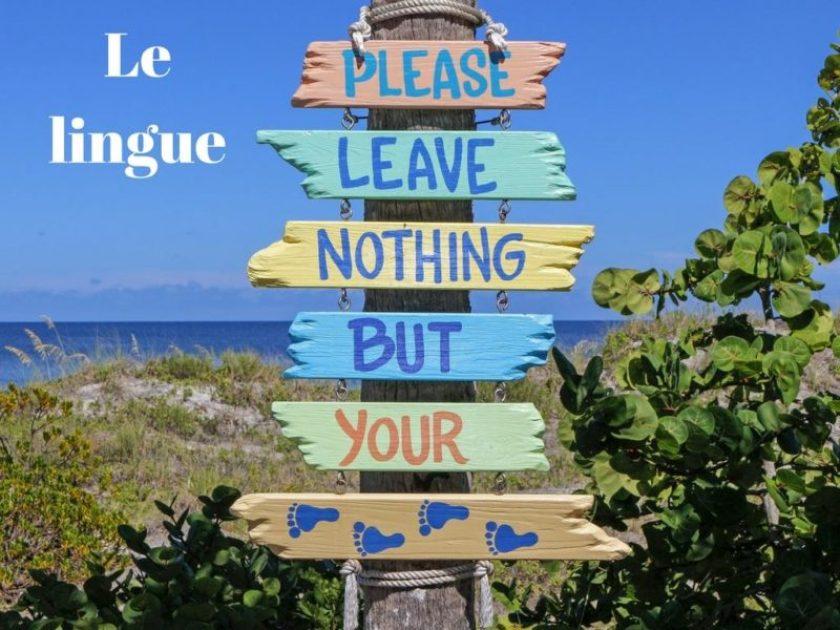 Le lingue