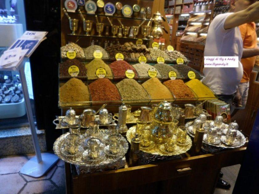 Mercato delle Spezie, Istanbul
