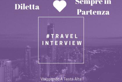 travel interview diletta