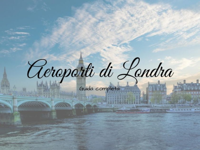 Aeroporti di Londra