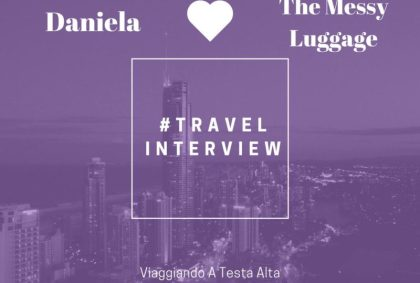travel interview the messy luggage