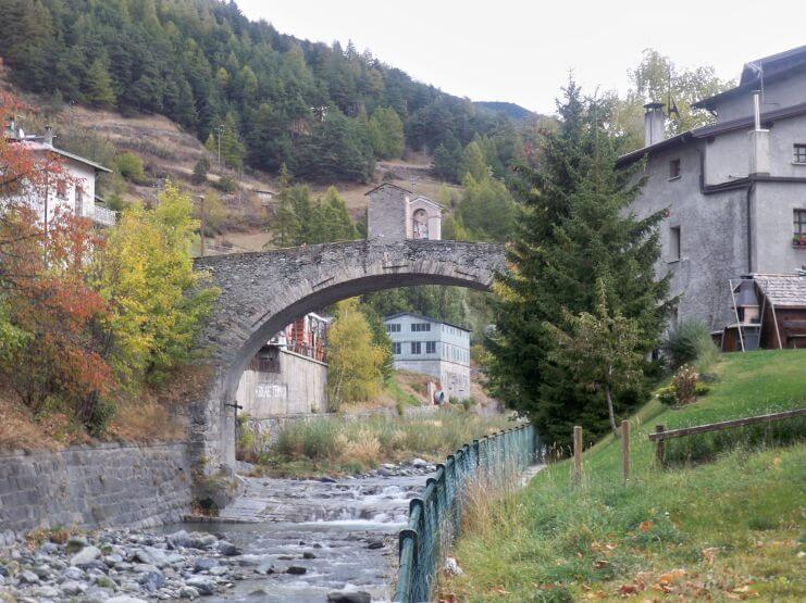 Ponte di Combo, Bormio