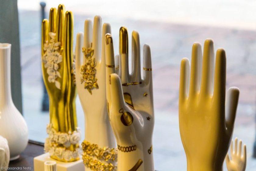 Le Mani di Gio Ponti, Richard Ginori